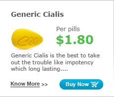 Generic Cialis